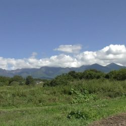 八ヶ岳の眺望があります