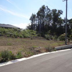 土地167坪、上下水道付、原村中心部約1.8キロ、便利な移住L区画