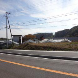 物流倉庫用土地、国道20号沿い諏訪南ICアクセス3.6キロ約1500坪、富士見町工場用途開発許可取得造成済み