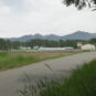 八ヶ岳が観えます