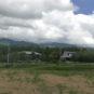 八ヶ岳のパノラマ